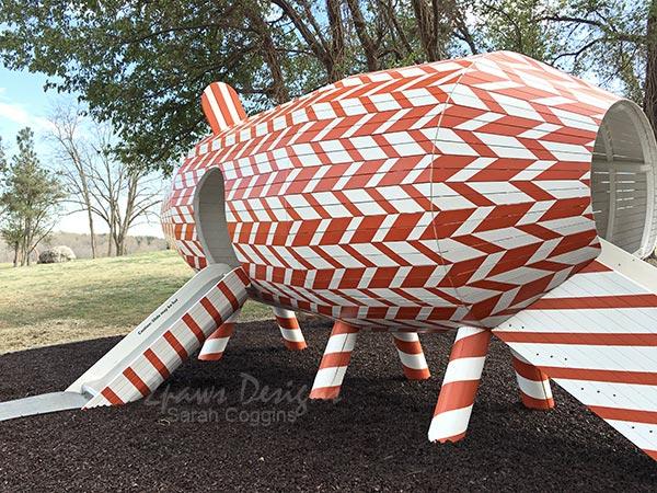 NCMA Park Pig
