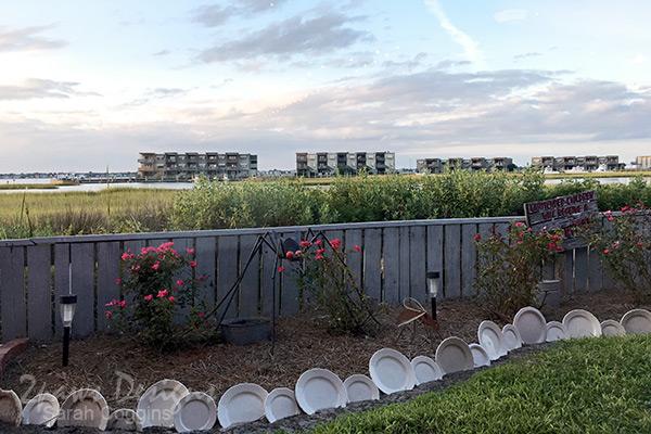 Amos Mosquito's Restaurant - Atlantic Beach: Sound View