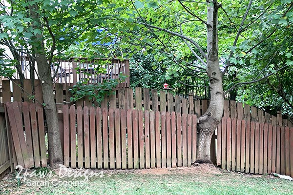 Foreclosure to Home: Fence Repair