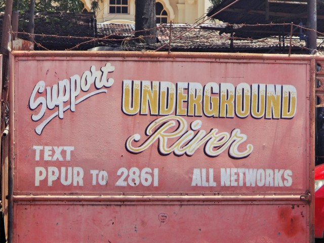 Leftovers from the Underground River campaign.