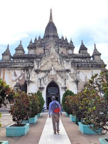 Gawdawpalin Temple.