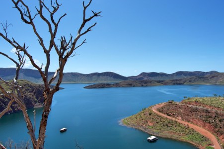 Lake Argyle.