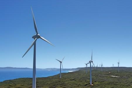 Wind farm!