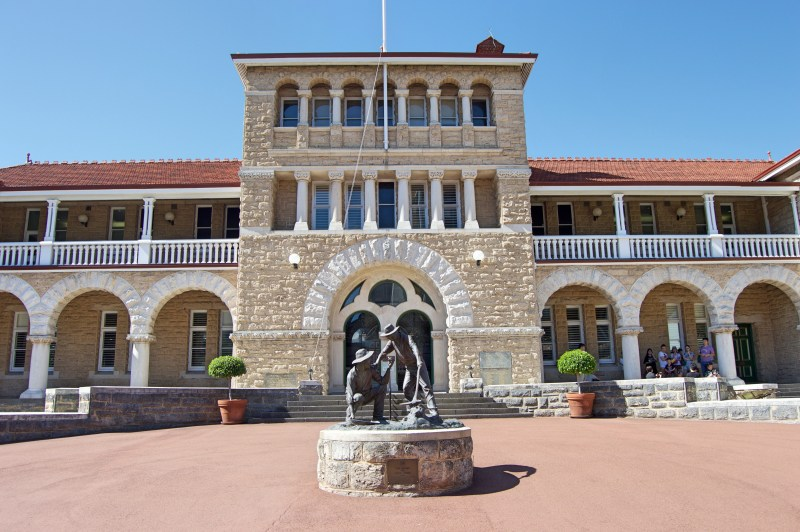 The Perth Mint.