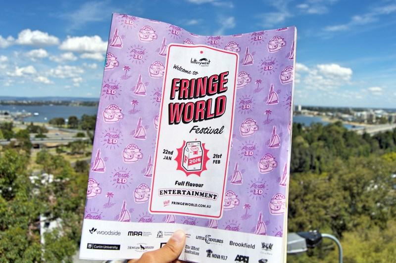 Fringe program!