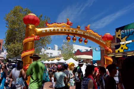 Chinese New Year Fair!