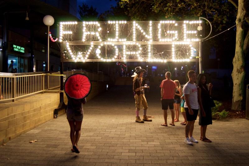 Fringe!