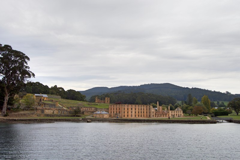 Historic Port Arthur.