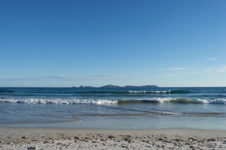 Squeaky Beach.