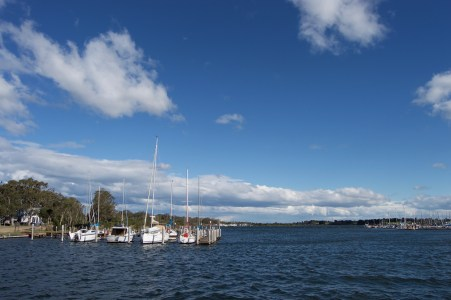 Raymond Island.