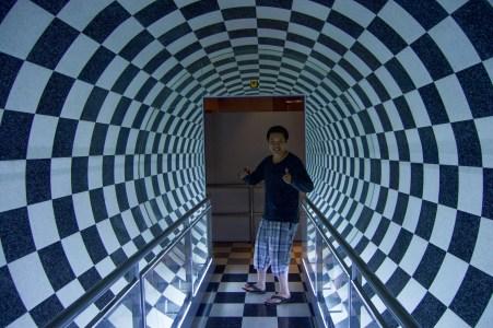 Spinning room!