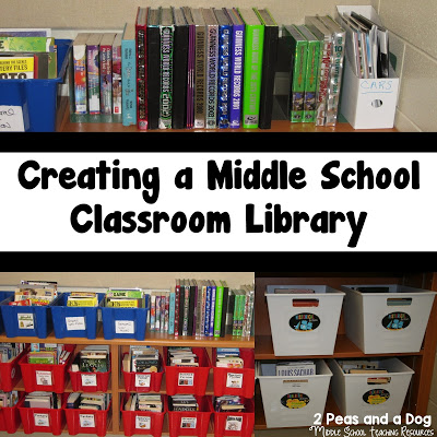 Creating a Dynamic Intermediate Classroom Library