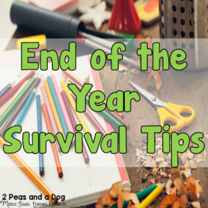 Calming the Chaos: End of Year Survival Tips for Teachers