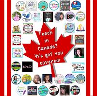Canadian Teaching Resources on Teachers Pay Teachers