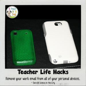 Teacher Life Hacks