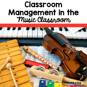 Classroom Management in the Music Classroom