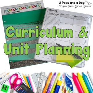 Curriculum and Unit Planning Tips for Teachers
