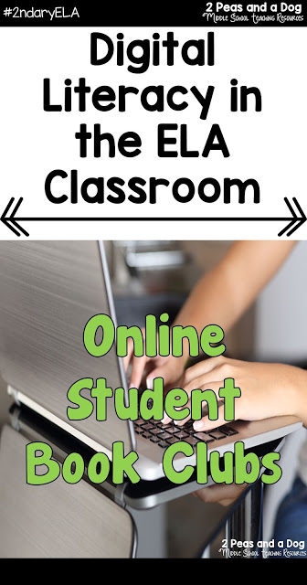 Online book clubs are a fantastic way for students to connect with each other. Read more about this digital reading group strategy, and detailed information on how to get online book clubs running in your classroom from the 2 Peas and a Dog blog.