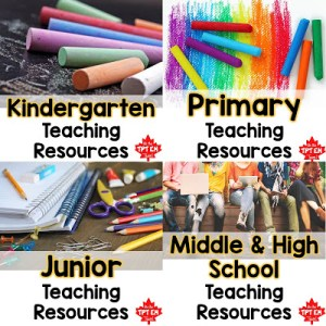 K to 12 Canadian Teaching Resources