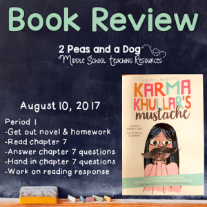 Karma Khullar's Mustache Book Review