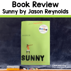 Book Review Sunny by Jason Reynolds