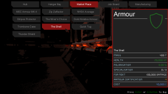 Armours 1.4
