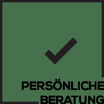 Persönliche Beratung