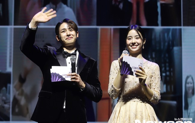 [PICS] 201025 2020 ASIA CONTENTS AWARDS (press)