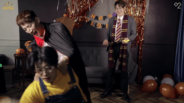 [VIDEO] Over 2PM  태양현곰 Ep. 04 : HALLOWEEN PARTY
