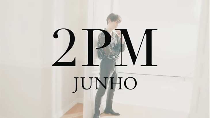 [teaser] WITH ME AGAIN SOLO IMAGE SHORT MOVIE JUNHO