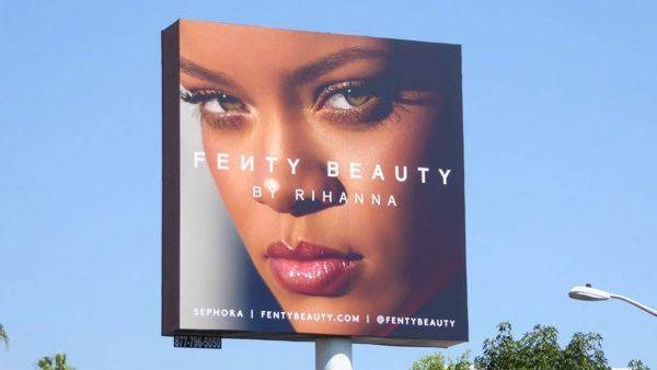 fenty beauty rihanna 2017 billboard