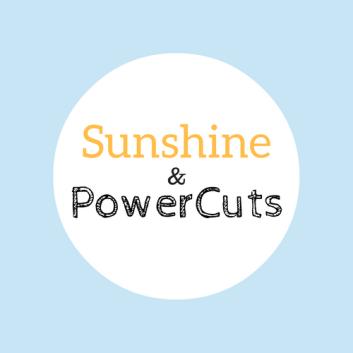 sunshine and powercuts