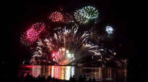 Lake Biwa Big Fireworks Festival/ Shiga @ Otsu Port, Nagisa Park | Otsu | Shiga Prefecture | Japan