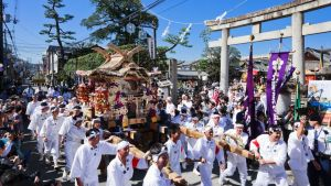 Zuiki Festival/ Kyoto (Yearly) @ Kitano Tenmangu Shrine | Kyoto | Kyoto Prefecture | Japan