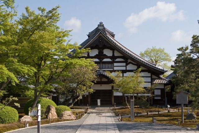 Kodai-ji, main hall