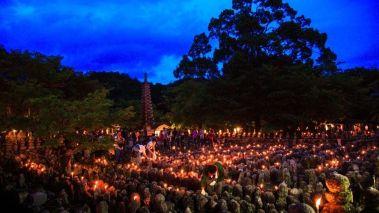 Sento-Kuyo Candle festival/ Arashiyama (Yearly) @ Adashino-Nenbutsu-ji Temple | Kyōto-shi | Kyōto-fu | Japan