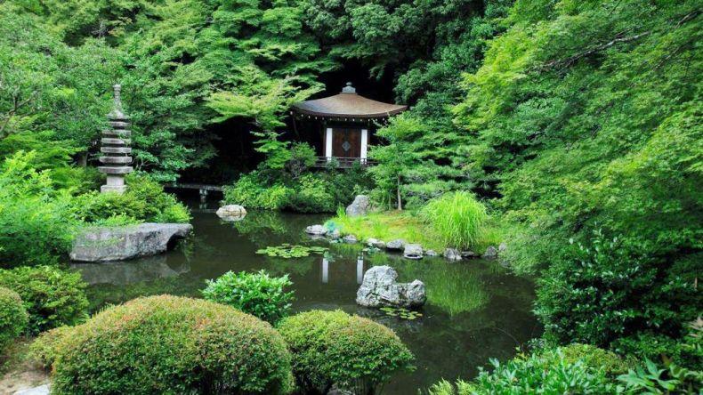 bishamon-do garden