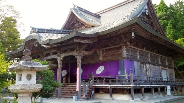nariai-ji main hall