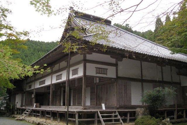 kogen-ji main hall