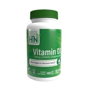 Vitamin D3 50mcg