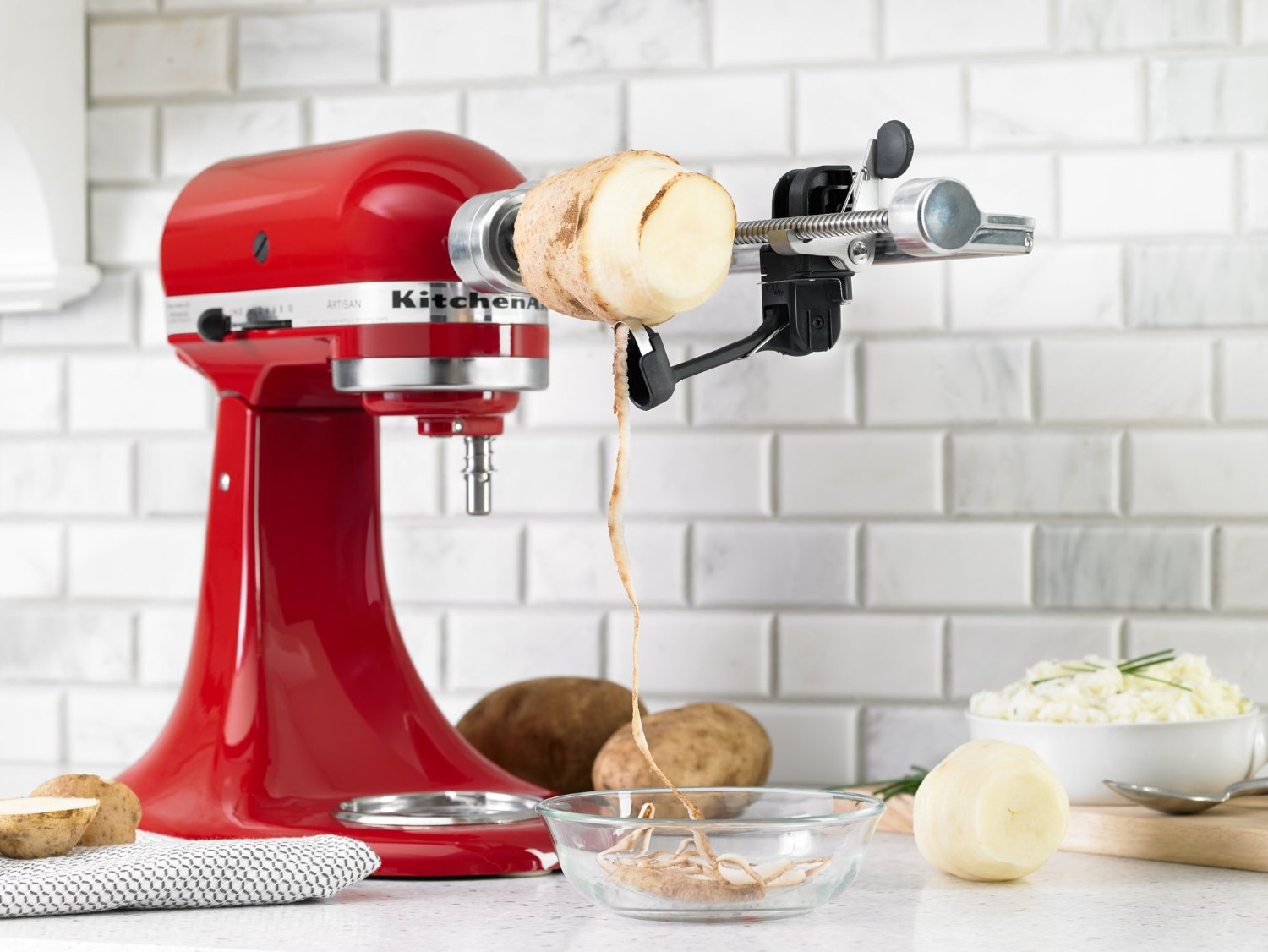 kitchen aid stand mixer attachments crown molding cabinets why kitchenaid makes the best