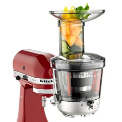 Mixer Kitchen Aid Seating 9 Must Have Stand Attachments Compactappliance Com Kitchenaid Juicer