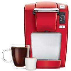 Red Kitchen Appliances Island Tables 12 To Help Brighten Up Your Keurig Coffee Maker
