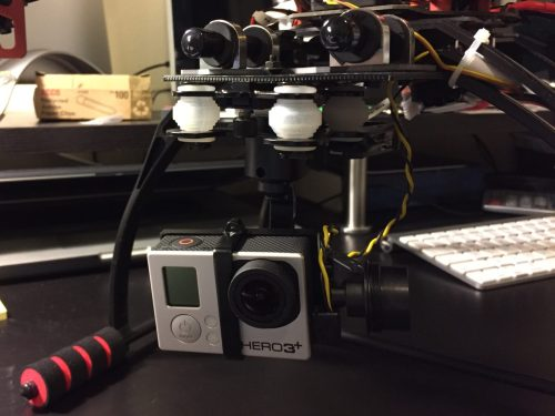 small resolution of how to connect walkera g 3d gimbal to naza m v2 controller