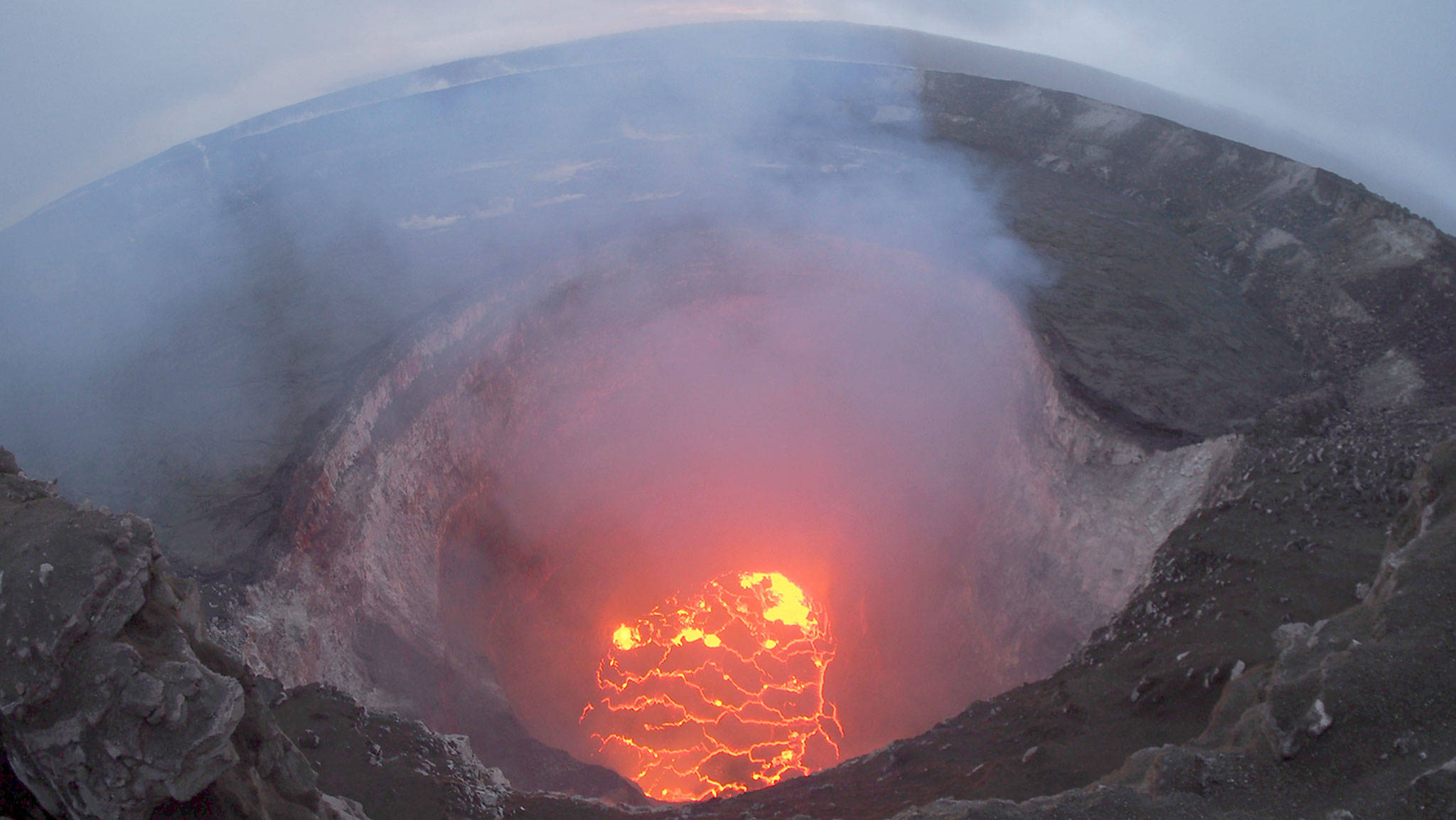 kilauea volcano diagram labelled of water cycle slopes offer lush affordable piece paradise