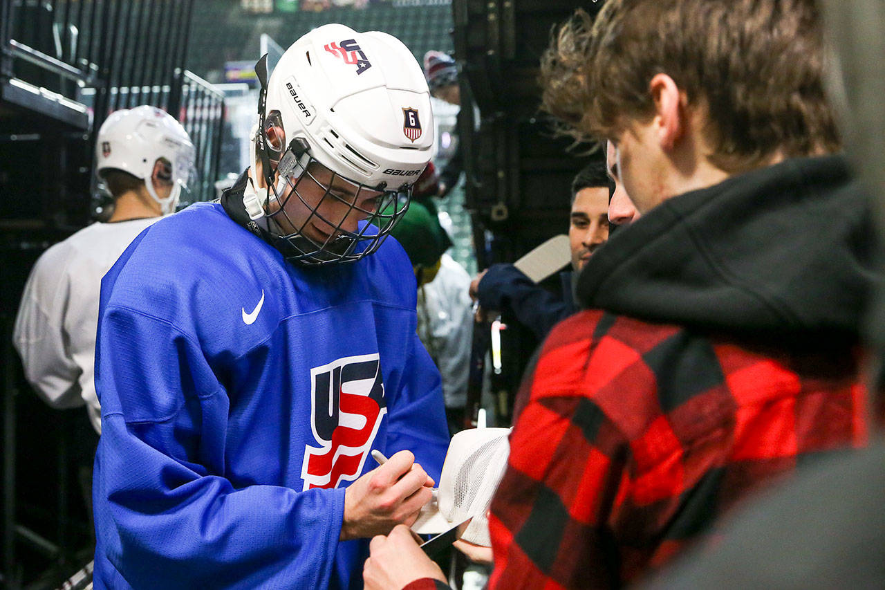 Patterson Local Hockey Community Thrilled To See Nation S