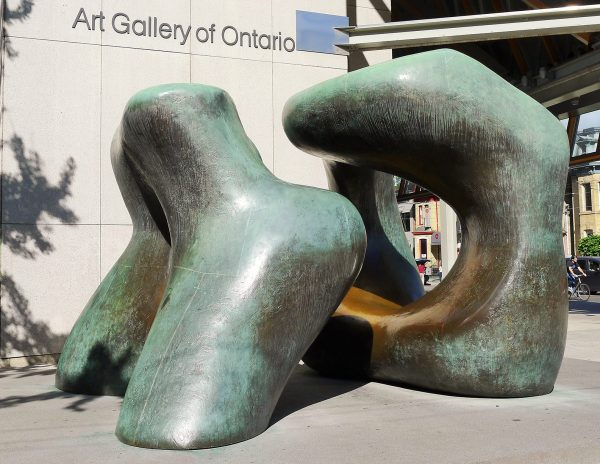 Dc Hillier' Mcm Daily - Henry Moore