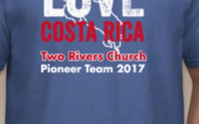 Support Our Missionaries' Trip to Costa Rica!