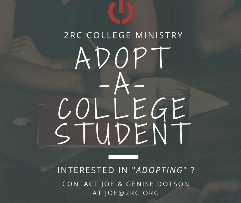 Adopt a College Student