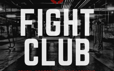 Fight Club Kick Off!